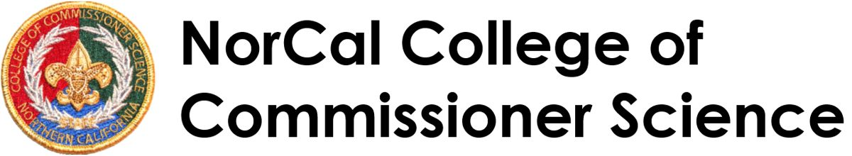 NorCal College of Commissioner Science